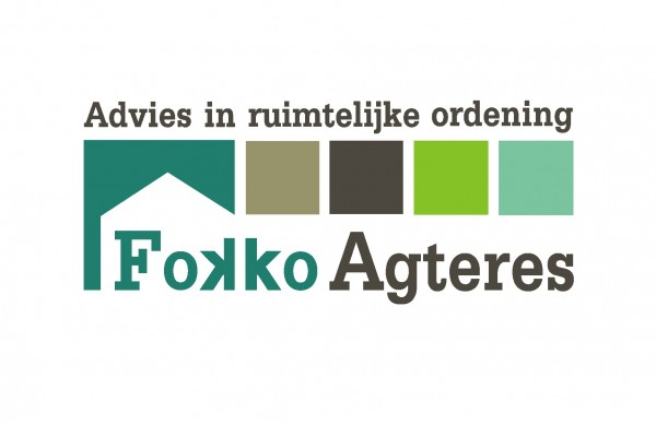 Logo Fokko Agteres - advies in ruimtelijke ordening