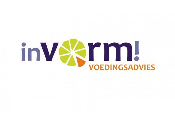 Logo InVorm! Voedingsadvies